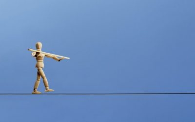 Finding a Balance in our Business: You give and you get