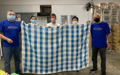 WVN Home Textiles calls for collaborations to help with their partner weaver community's blanket oversupply